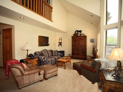 Photo for Nicely Decorated Condo - Near Downtown - Outdoor Patio - Free Night Offer