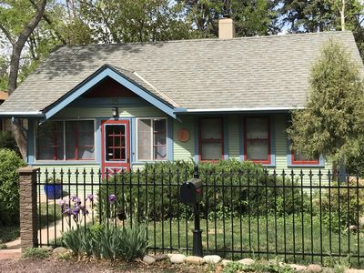 Photo for Captain Jack's Cottage in Beautiful Cheyenne Cañon 2 blocks from Broadmoor Hotel