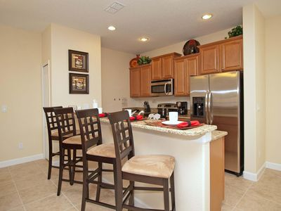Photo for Paradise Palms - 5BD/4BA Town Home - Sleeps 10 - RPP5092