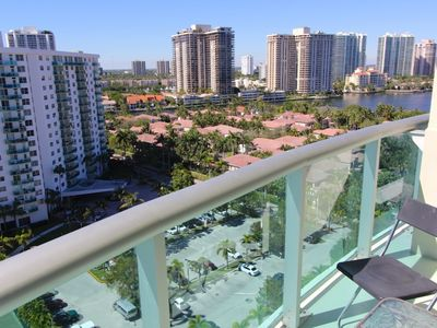 Photo for Just Steps from the Beach! Balcony with Bay View!