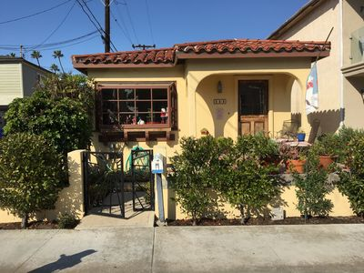 Photo for Seal Beach Bungalow - Steps To The Beach And To Main Street