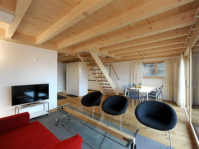 Photo for Apartment Buggeli A in Lenk - 4 persons, 2 bedrooms
