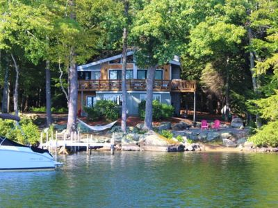 Photo for TAH102Wf - Lake Winnipesaukee Waterfront