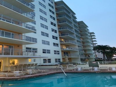 Photo for Intracoastal View Ft. Lauderdale /1 bdrm 1 bath Furnished