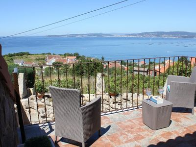Photo for 3BR House Vacation Rental in Bueu, Pontevedra
