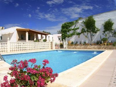 Photo for Holiday house San Mateo for 6 - 14 persons with 7 bedrooms - Holiday house