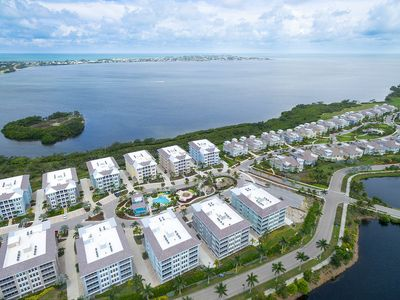 """Photo for """"Living in Paradise"""" at 380 Aruba Circle #403 New Penthouse Condo great views"""