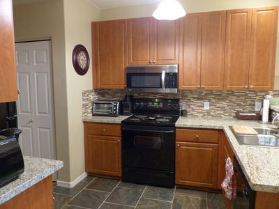 Photo for Upgraded 2 Bed/ 2 Bath Condo On Ground Level (No Smoking, No Pets)