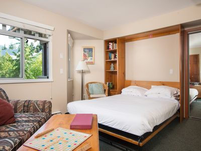 Photo for Cozy Studio in Whistler Village  Perfectly Located to Enjoy all that Whistler Has to Offer