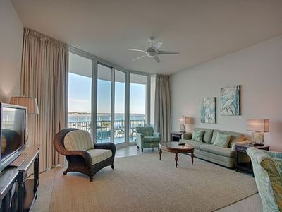 Photo for 3BR/3BA/Fully Equipped Kitchen/FLR. to Ceiling Windows-Unit C106 by Hosteeva
