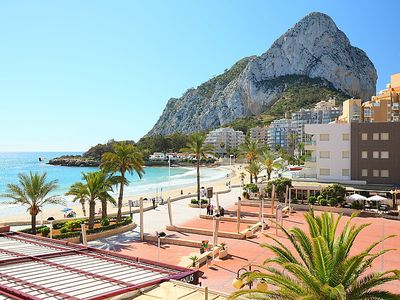 Photo for Apartment Zafiro 01  in Calpe/ Calp, Costa Blanca - 4 persons, 2 bedrooms