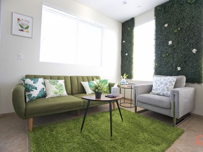 Photo for Green World in East Hollywood with 2BA2BR