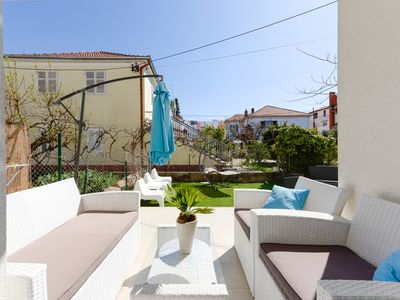 Photo for Deluxe Apartments Goya near the Beach & Old Town - 65m2 (private parking)