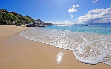 Leverick bay, British Virgin Islands