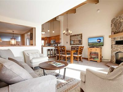 Photo for W3321 by Mountain Resorts ~ Premier-Rated Condo with Pool & Hot Tubs