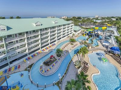 Photo for Indian Rocks/Clearwater Area~Fully Staffed Resort~Splash Harbour Water Park