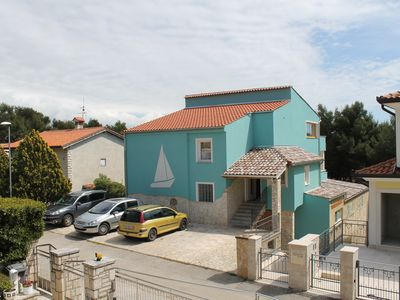 Photo for Family-friendly apartments are just 50m from the sea in a quiet location