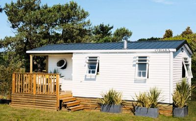 Photo for Camping Le Panoramic *** - Cottage Marina 3 Rooms 4 People