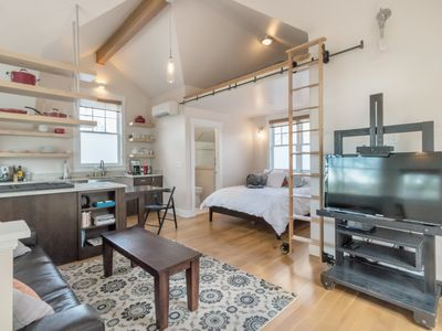 Photo for Downtown Boulder Stand Alone Apartment - Privacy and Tranquility