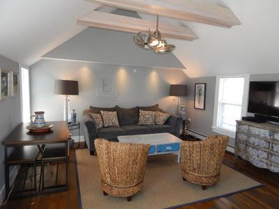 Photo for Quintessential PTown: 2BR/2BA Renovated Condo w/Outdoor Deck