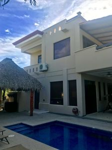Photo for Casa Once -Large 6 BR Ocean View Casa - Private Pool - Beachfront  Community