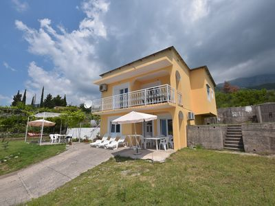 Photo for Villa Narandza. Upper Apartment with Pool. Sleeps 6.
