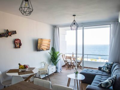 Photo for Endless Summer: Fresh style and sea views