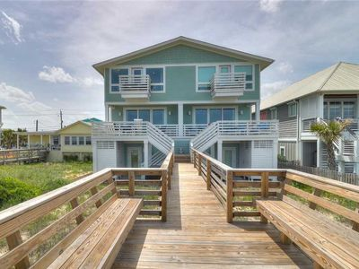 Photo for Lilypad A - BRAND NEW, Beautiful, Oceanfront, Great Location in Kure Beach!