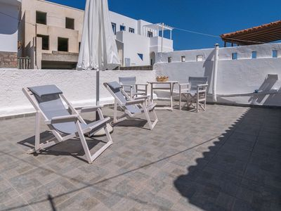 Photo for Lovely Maisonette In Beautiful Milos