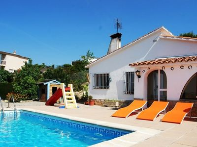 Photo for Club Villamar - Nice Villa for 10 people with private swimming pool at 5 km to beach