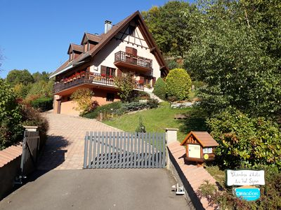 """Photo for """"Au Val Séjour"""", family rooms in Alsace for 5 people"""
