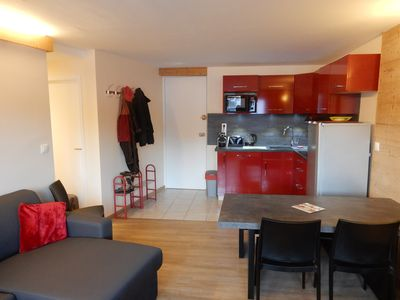 Photo for Avoriaz At the heart of the resort, very nice 3 rooms (renovated 2015), 43m (4 / 6pers)