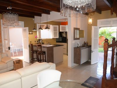 Photo for 3BR Villa Vacation Rental in Sainte-Anne, Martinique