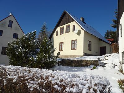 Photo for Emily House Abertamy - Your second home in the Erzgebirge - Welcome to Hana!