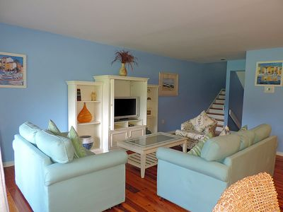 Photo for Beautiful 3 Bedroom Villa with Views of the George Fazio Course