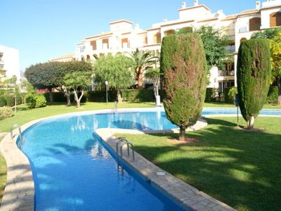 Photo for Apartamento La Isla - Playa, Javea, Costa Blanca
