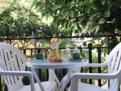Photo for FOR RENT ALL YEAR ROUND Apartment A.C. located in the heart of NICE