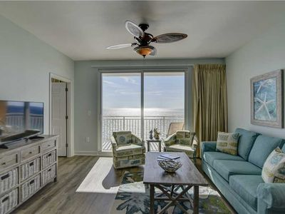 Photo for Newly Updated (Fall '17) 11th Story Stunning Gulf Views, FREE BEACH SERVICE 2019!!