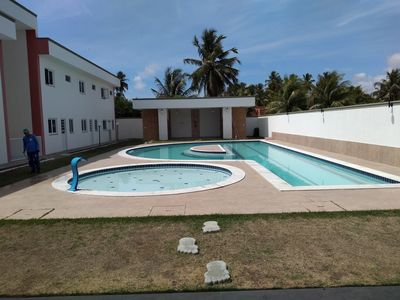 Photo for House with two bedrooms, near the beach of Frances