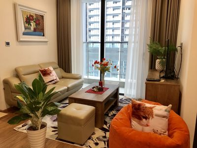 Photo for Ney's Luxury 1BR Apt @Vinhomes Metropolis