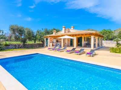 Photo for Villa Marilen Petit - This Villa includes a private pool, WI-FI & A/C