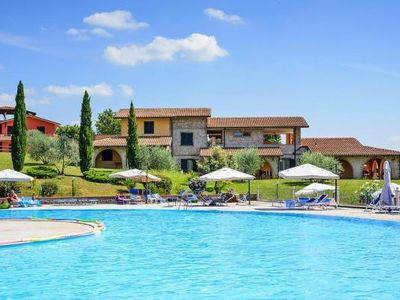 Photo for Holiday resort Pian dei Mucini, Massa Marittima  in Maremma - 6 persons, 2 bedrooms
