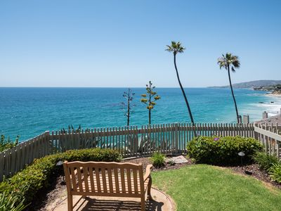 Photo for Panoramic Ocean View Townhome with Private Beach Access!