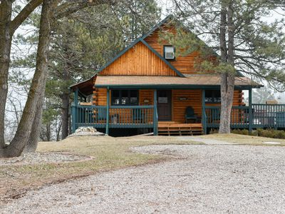 Photo for Sprawling 3 Br Property Near Deadwood - Includes 3 Private Sleeping Cabins