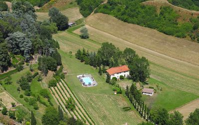 Photo for Luigi Apartment with swimming pool in the Botanical Park of the Fattoria Della Nave