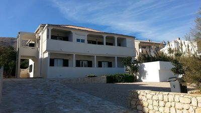 Photo for Studio 30 meters from the sea with sea view