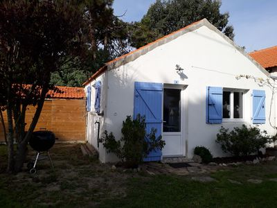 Photo for LE VIEIL: House 4 people entirely redone to 50 meters of the sea