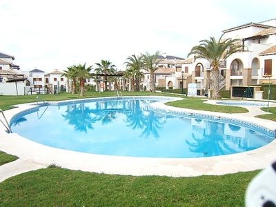 Photo for Two bedroom apartment in Al Andalus Hills, Vera Playa