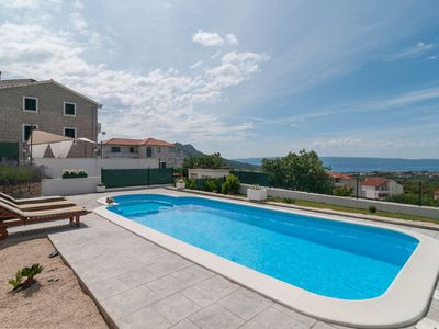Photo for Villa Roko with private heated pool and hot tub