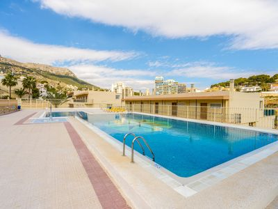 Photo for 2BR Apartment Vacation Rental in Calp, Alicante